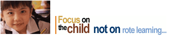focus on child learning